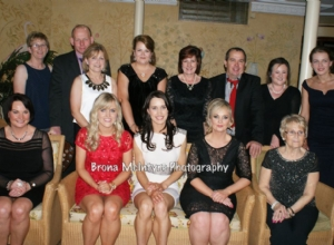 Members of the 2014 Camogie Committee
