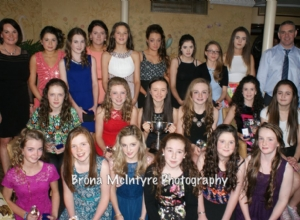 The 2014 All Ireland Division One Feile Camogie Champions