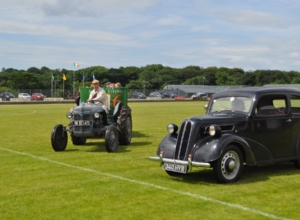 VINTAGE VEHICLES FROM THE PAGEANT